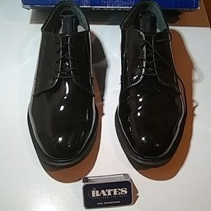 BATES Uniform shoes Dress Shoes Mens 14EEE